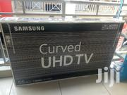 Samsung Smart Curved Uhdtv 55 Inch | TV & DVD Equipment for sale in Nairobi, Nairobi Central