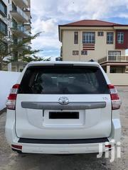 Toyota Land Cruiser 2014 White | Cars for sale in Mombasa, Ziwa La Ng'Ombe