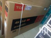 Tcl Smart Android 4k Tv 55 Inch | TV & DVD Equipment for sale in Nairobi, Nairobi Central