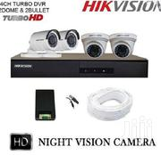 Hikvision Full HD (2MP) 4 CCTV Camera System Kit (All | Security & Surveillance for sale in Nairobi, Nairobi Central