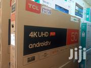 Tcl Smart Android 4k Led Tv 50 Inch | TV & DVD Equipment for sale in Nairobi, Nairobi Central