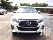 Toyota Hilux 2019 Rugged 4x4 White | Cars for sale in Baringo, Bartabwa