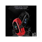 M4 Smart Bracelet Heart Rate $Blood Pressure | Smart Watches & Trackers for sale in Nairobi, Nairobi Central
