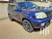Nissan X-Trail 2004 2.0 Comfort Blue | Cars for sale in Nairobi, Roysambu