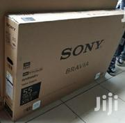 Sony Android Hdr 4K Uhd Smart LED TV 55 Inch | TV & DVD Equipment for sale in Nairobi, Nairobi Central