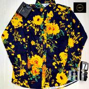 Long Sleeve Floral Shirts. | Clothing for sale in Mombasa, Bamburi