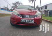 New Nissan Note 2012 1.4 Red | Cars for sale in Mombasa, Shimanzi/Ganjoni