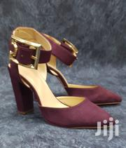 Ladies Heels, Maroon And Blue | Shoes for sale in Nairobi, Kariobangi South