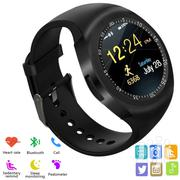 Sport Bluetooth Smart Wrist Watch Phone Y1 for Android and Ios | Smart Watches & Trackers for sale in Nairobi, Mugumo-Ini (Langata)