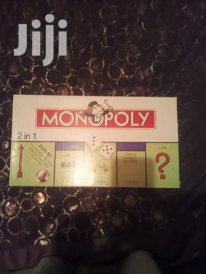 I Am Selling This 2 In 1 Monopoly And Chess Board Games. They Are New.