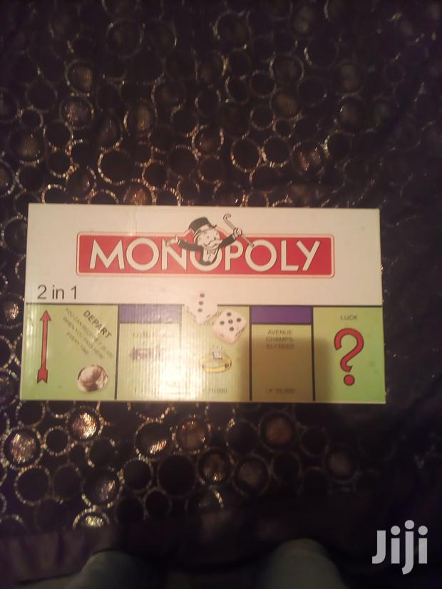 Archive: I Am Selling This 2 In 1 Monopoly And Chess Board Games. They Are New.