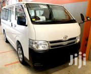 Toyota HiAce 2013 White   Buses & Microbuses for sale in Mombasa, Mkomani