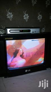 LG TV And Startimes Decoder Plus Antenna | TV & DVD Equipment for sale in Kisumu, Manyatta B