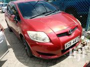 Toyota Auris 2007 Red | Cars for sale in Mombasa, Majengo
