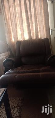 Imported Leather Recliner | Furniture for sale in Nairobi, Westlands