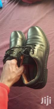 Black Leather Shoes | Shoes for sale in Nairobi, Nyayo Highrise