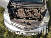 Nissan Note 2010 1.4 Silver | Cars for sale in Nairobi, Nairobi Central