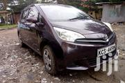 Toyota Ractis 2011 Red   Cars for sale in Nairobi, Nairobi Central
