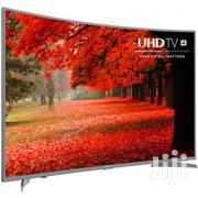 Hisense 55-inch Curved Smart UHD 4K TV | TV & DVD Equipment for sale in Nairobi, Nairobi Central