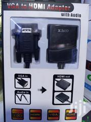 VGA To HDMI Cable | Accessories & Supplies for Electronics for sale in Nairobi, Nairobi Central