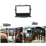 Double Din Radio Fascia Console For Alphard 2008+ | Vehicle Parts & Accessories for sale in Nairobi, Nairobi Central