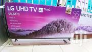 "LG 55"" Uhd 4K T.V 