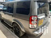 Land Rover Discovery II 2008 Gold   Cars for sale in Mombasa, Tudor