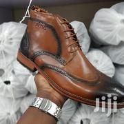 Billionaire Leather Boots | Shoes for sale in Nairobi, Kahawa