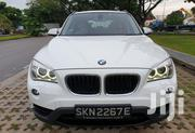 BMW X1 2013 White | Cars for sale in Nairobi, Kilimani