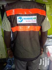 Branded Mesh Reflector Vest | Clothing for sale in Nairobi, Nairobi Central