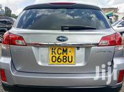 Subaru Outback 2010 2.5i Limited Gray | Cars for sale in Nairobi, Nairobi Central
