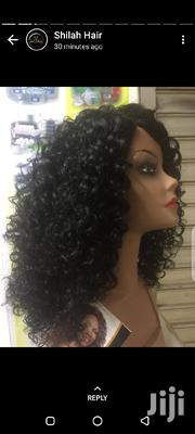 Curly Frontlace Semi Human Wig Available | Hair Beauty for sale in Nairobi, Nairobi Central