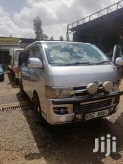 Toyota Hiace 2007 220 Silver | Buses & Microbuses for sale in Nairobi, Nairobi Central