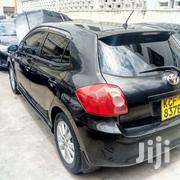Toyota Auris 2011 Black | Cars for sale in Mombasa, Likoni