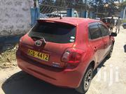 Toyota Auris 2008 Red | Cars for sale in Mombasa, Tudor