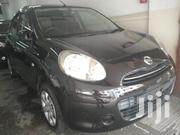 Nissan March 2012 Gray   Cars for sale in Mombasa, Majengo