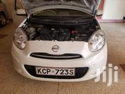 Nissan March 2011 White | Cars for sale in Nairobi, Nairobi South