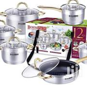 12pcs Stainless Sufuria Set | Kitchen & Dining for sale in Nairobi, Nairobi Central