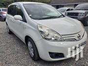 New Nissan Note 2012 1.4 White | Cars for sale in Nairobi, Woodley/Kenyatta Golf Course