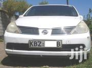Nissan Tiida 2007 White | Cars for sale in Nairobi, Nairobi Central