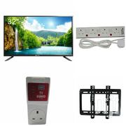 32inch Tv With Free Extension,Tv Guard And Wall Bracket | TV & DVD Equipment for sale in Nairobi, Nairobi Central