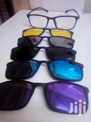 Computer Blue Light Blocking Magnetic Polarized Clip on Sunglasses | Clothing Accessories for sale in Nairobi, Nairobi Central