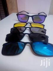 6-In-1 Magnetic Polarized Clip-On Antiblue Light Glasses | Clothing Accessories for sale in Nairobi, Nairobi Central