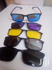 Computer Blue Light Blocking With 5magnetic Polarized Clip on Sunglass | Clothing Accessories for sale in Nairobi, Nairobi Central