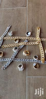 Iced Cuban Rings,Bracelets and Chains | Jewelry for sale in Nairobi, Nairobi Central
