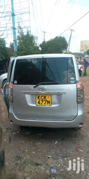 Toyota Voxy 2009 Silver   Cars for sale in Nairobi, Kahawa