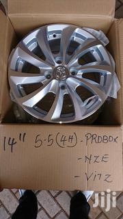 Toyota/Nissan/Demio Rims | Vehicle Parts & Accessories for sale in Nairobi, Woodley/Kenyatta Golf Course