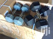 Gym Dumbbells | Sports Equipment for sale in Nairobi, Mountain View