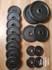 Gym Weights And Bars | Sports Equipment for sale in Nairobi, Westlands