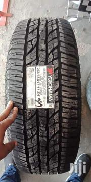 265/65r17 Yokohama Tyre's Is Made In Thailand | Vehicle Parts & Accessories for sale in Nairobi, Nairobi Central